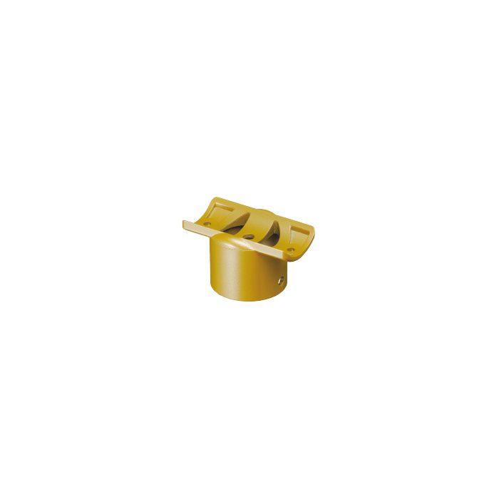 フリージョイント手すり 直受チーズ35 456-716 ゴールド(G) 10個/ケース