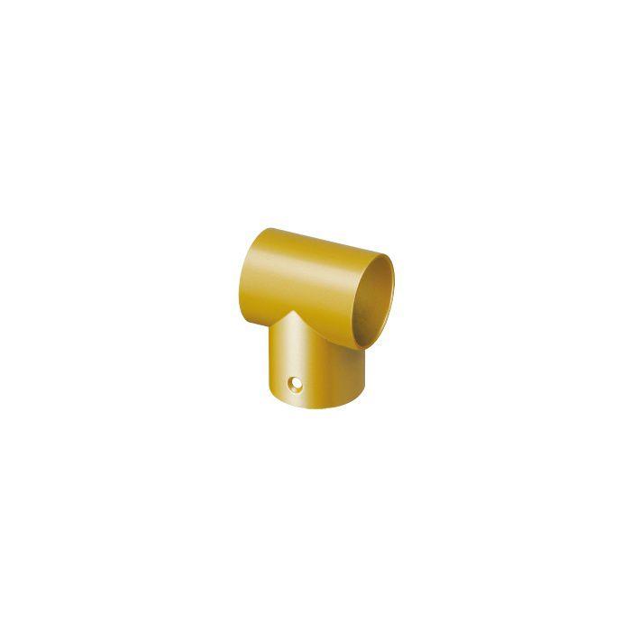 フリージョイント手すり チーズ40 456-710 ゴールド(G) 10個/ケース