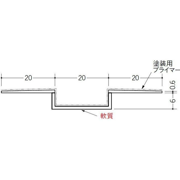 SP-20 塗装用プライマー付 ホワイト 3m 34214-2