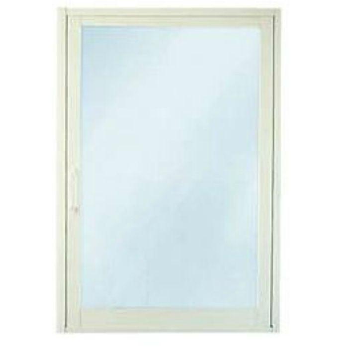 W300-450 H616-770 内開き 単板 ホワイト メルツエンサッシ内窓