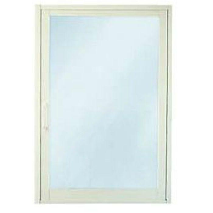 W300-450 H616-770 内開き 単板 ダークブラウン メルツエンサッシ内窓