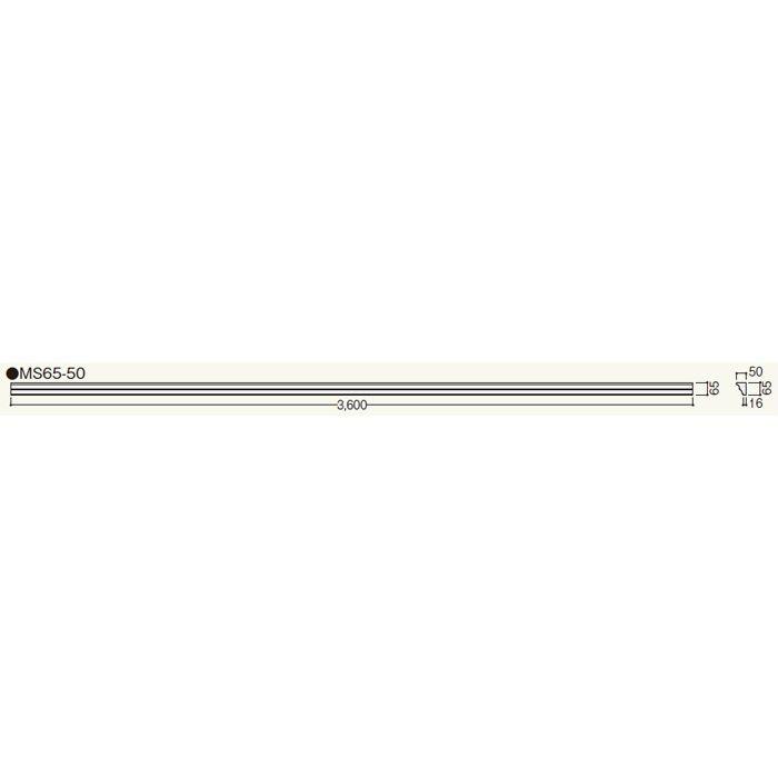 MS6550 クラシカルEXA MS65-50 ホワイト