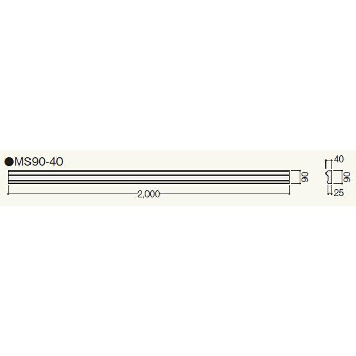 MS9040 クラシカルEXA MS90-40 ホワイト