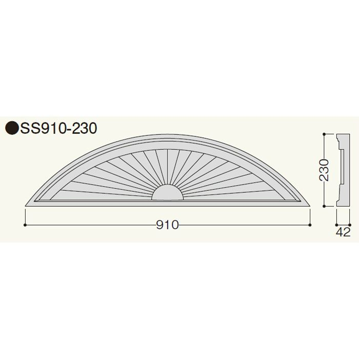 SS91023 クラシカルEXA SS910-230 ホワイト