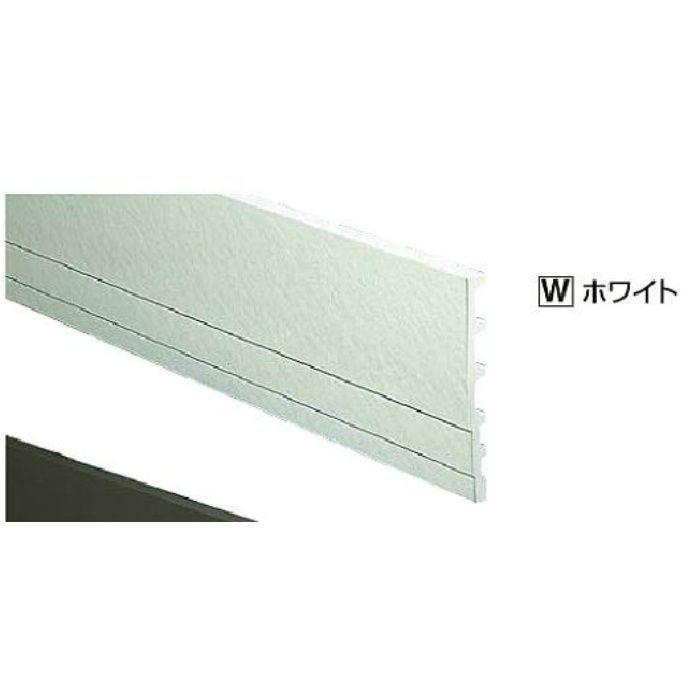 H24WN セミックス破風板H240入隅 ホワイト 2個/ケース