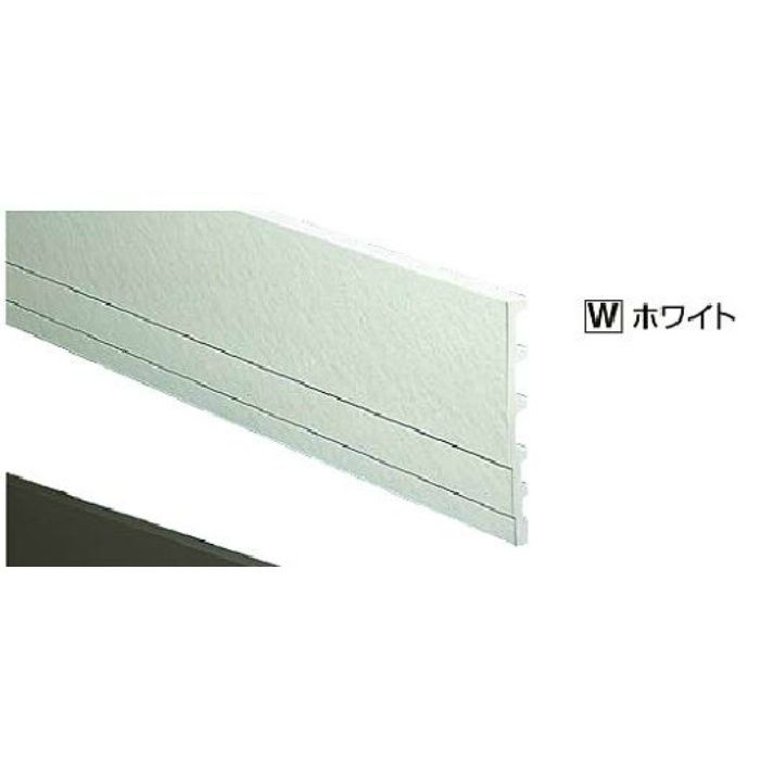 T21W セミックス破風板T210 ホワイト 2本/ケース