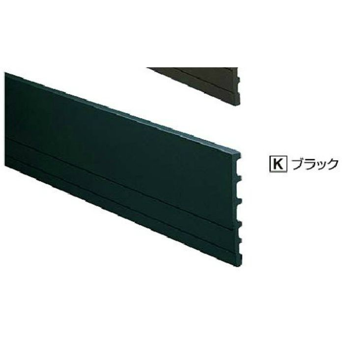 T21KD セミックス破風板T210出隅 ブラック 2個/ケース
