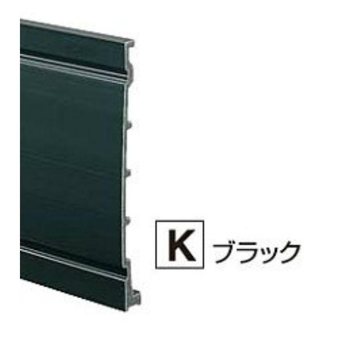 H245CDK コンパルソリー破風板1型210 4.5寸勾配出隅 ブラック 2個/ケース