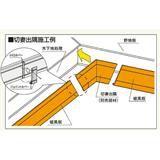 MKD160P コンパルソリー木目破風板A型150 6寸切妻出隅 ピニーマサ 2個/ケース