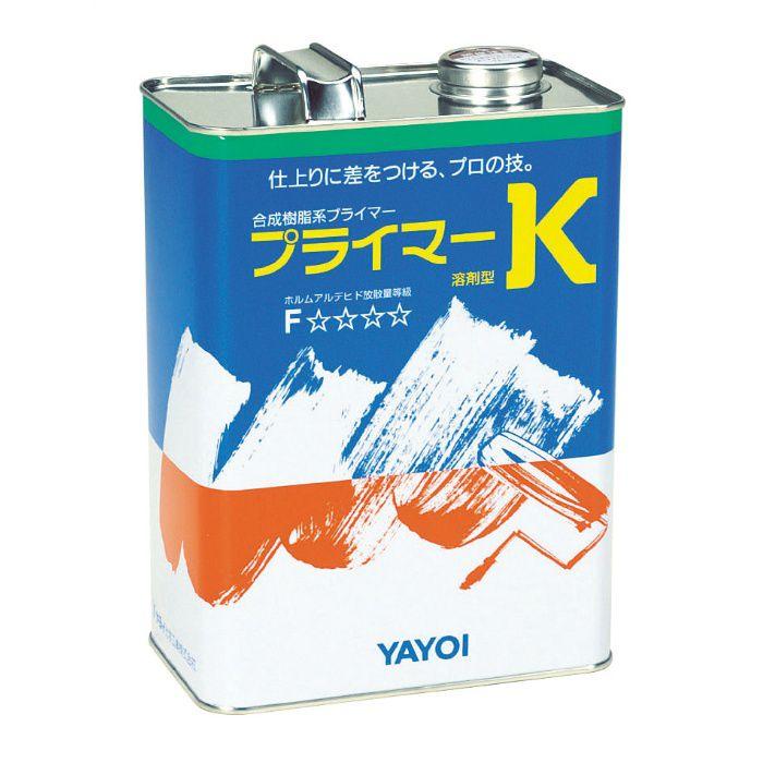 プライマーk 3kg 6缶/ケース 227002