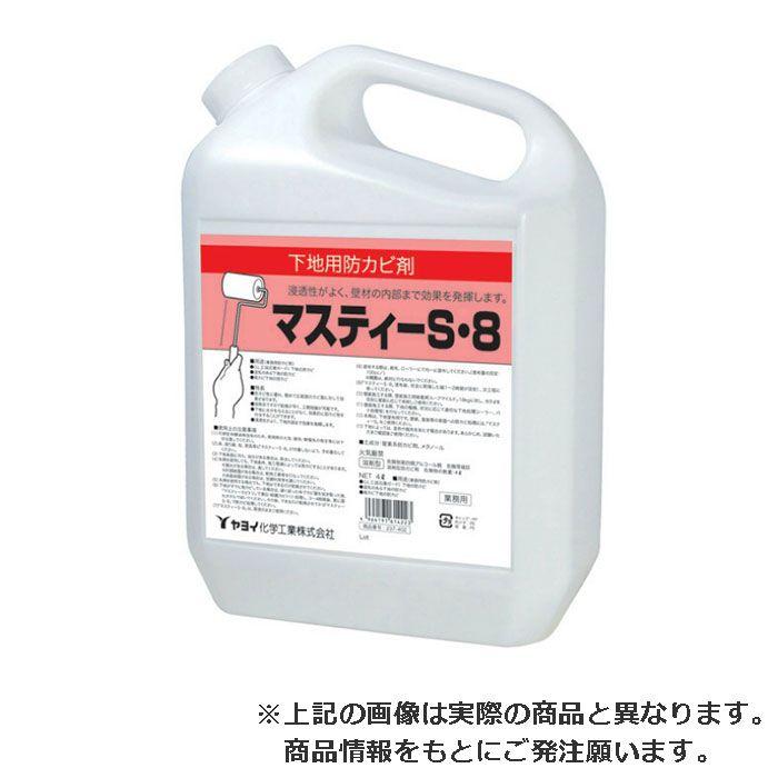 【5%OFF】マスティーS・8 2L×10缶
