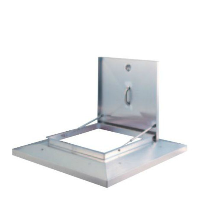 SUS 角型屋根マンホール 2-600 結露防止対策タイプ