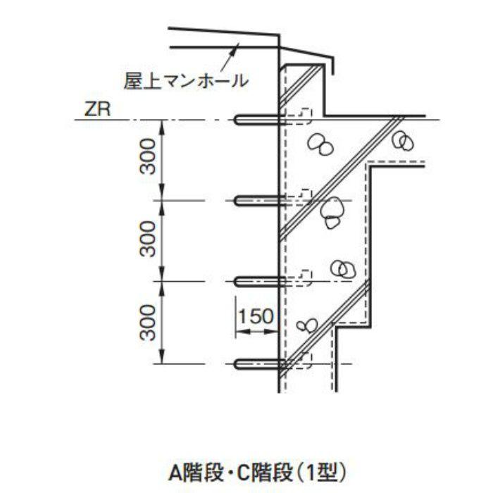 S-55・S-56 タラップ 1型 19x400x250 10本/ケース