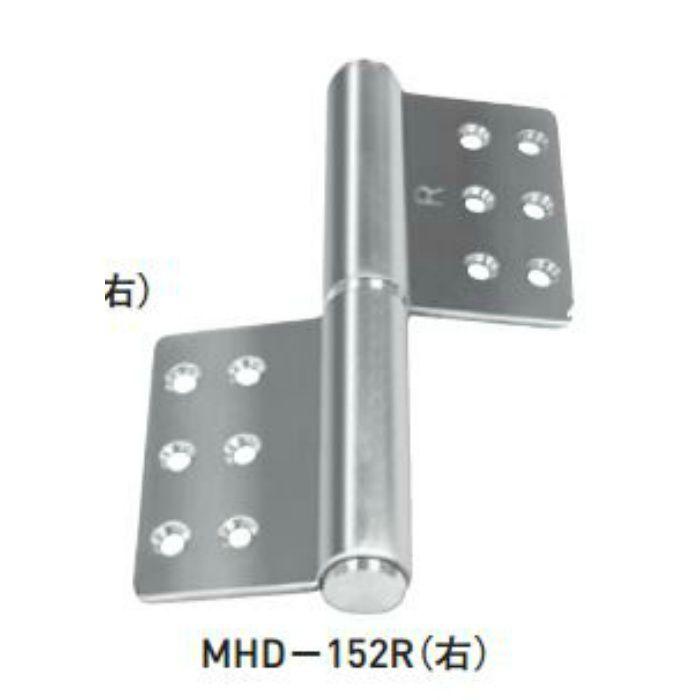 SUS面付旗丁番 MHD-152 右 10枚/ケース