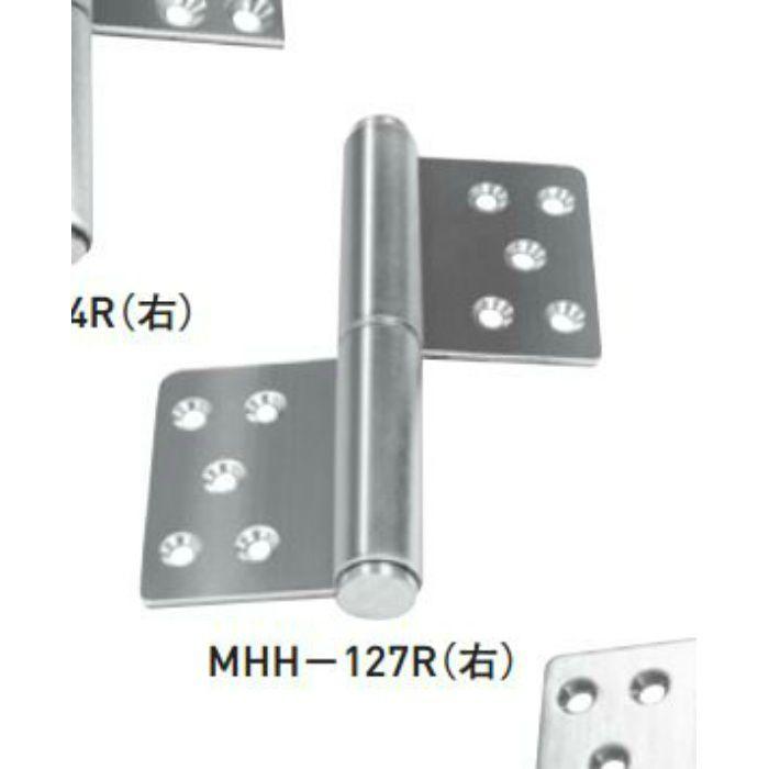 SUS面付旗丁番 MHH-127 左 10枚/ケース