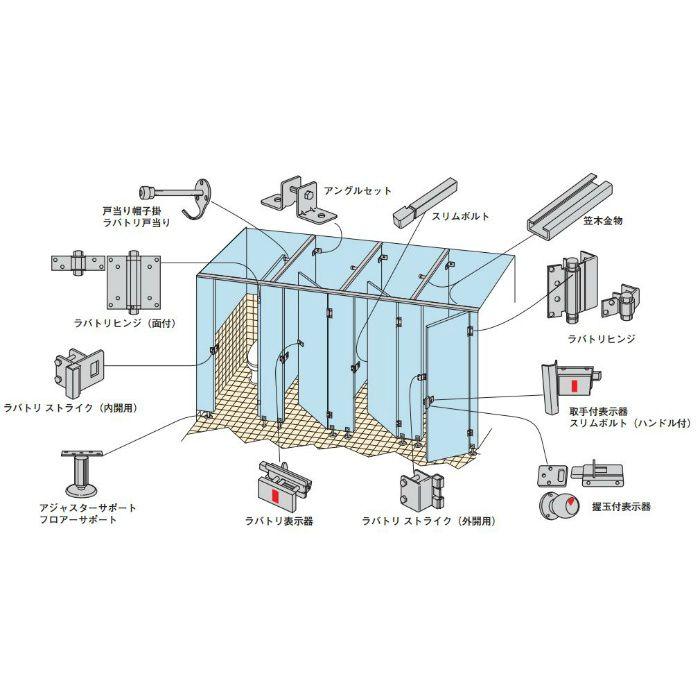 SUS笠木金物 1.2x4000 10本/ケース