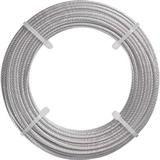 ステンレスワイヤロープ Φ1.0mmX20m 2134527