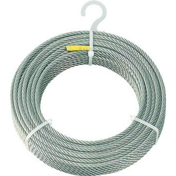 ステンレスワイヤロープ Φ1.0mmX50m 4891333
