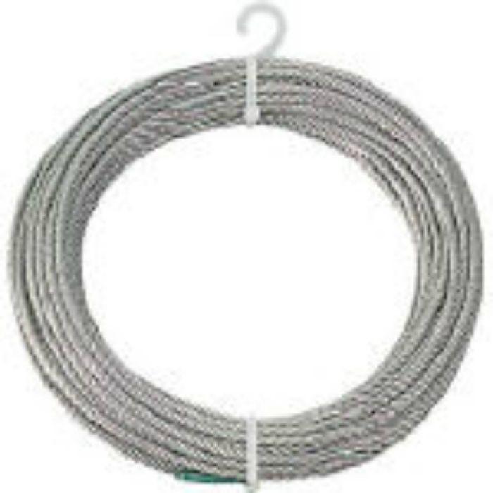 ステンレスワイヤロープ Φ3.0mmX30m 2134829