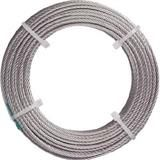 ステンレスワイヤロープ ナイロン被覆 Φ2.0(2.5)X5m 2134772