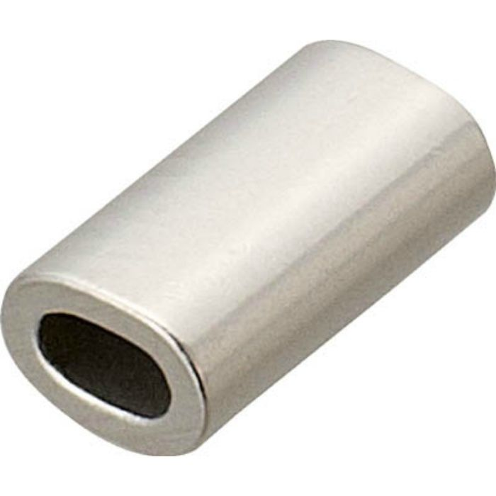 アルミスリーブ 適合ワイヤ径1.0mm 20個入 2222256