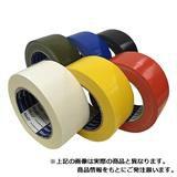 【ロット品】 布粘着テープ No.890 黒 0.22mm×幅 50mm×25m巻 3ケース/セット