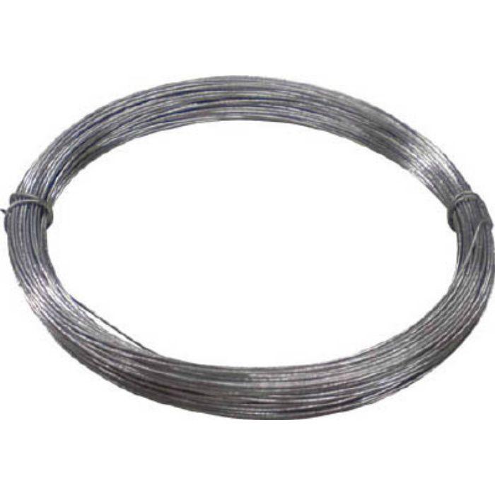 スチール針金 小巻タイプ 線径0.3mmX20m 3599736