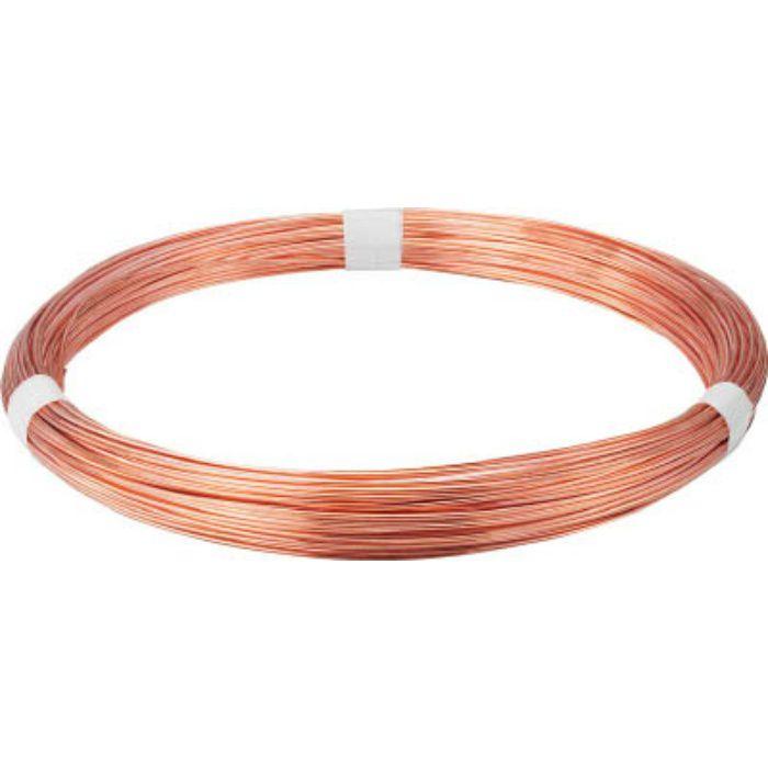銅針金 0.9mmX5m 7592655