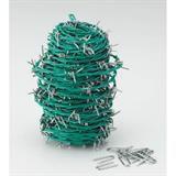 有刺鉄線 カラー 2.0mmX20m 2825791