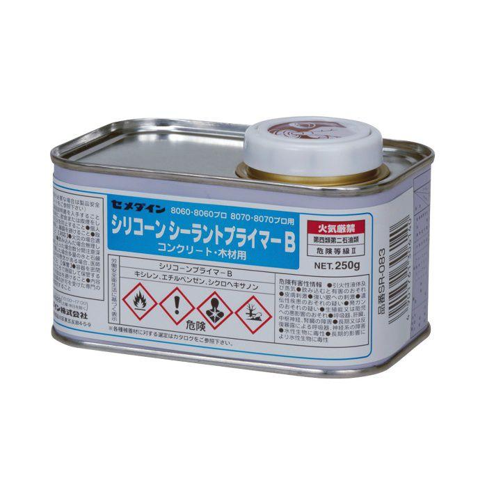 【ロット品】 シリコーンプライマーB 250g 6缶入り/ケース