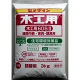 【ロット品】 木工用605-2 詰替 3kg 6袋入り/ケース