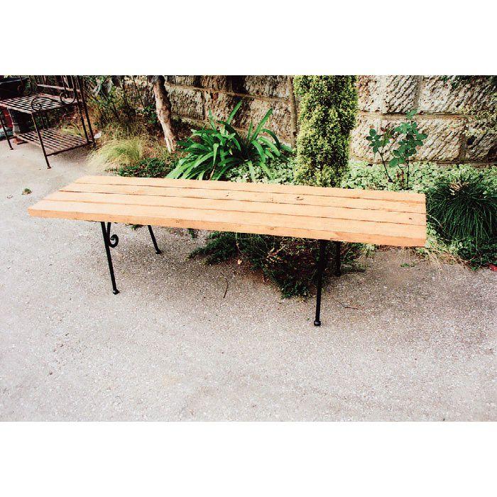 リサイクルフリーベンチ 背板なし350