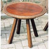 ラタンウッドテーブル