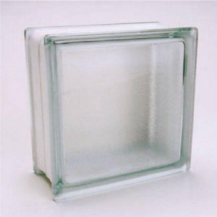 ガラスブロック ミスト95 無色 6個/ケース
