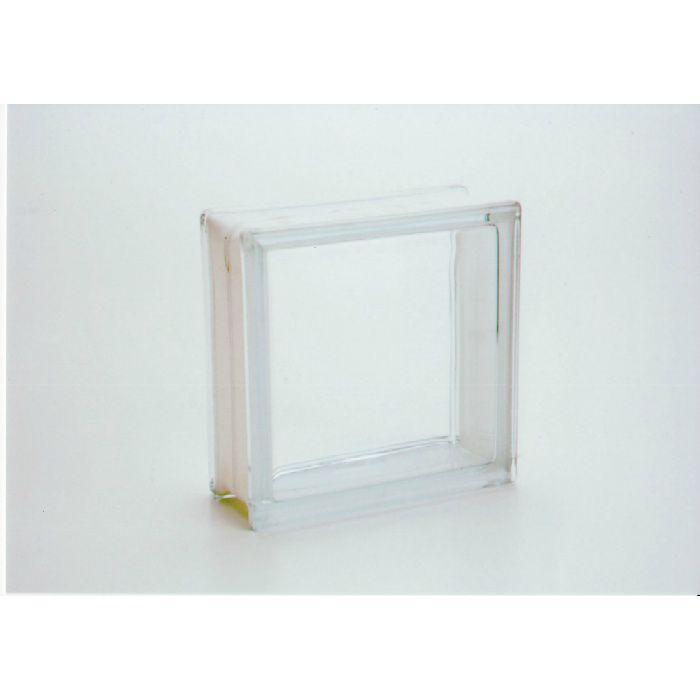 ガラスブロック クリア80 無色 6個/ケース