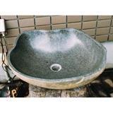 天然手洗い鉢