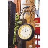 ガーデン時計 バードB