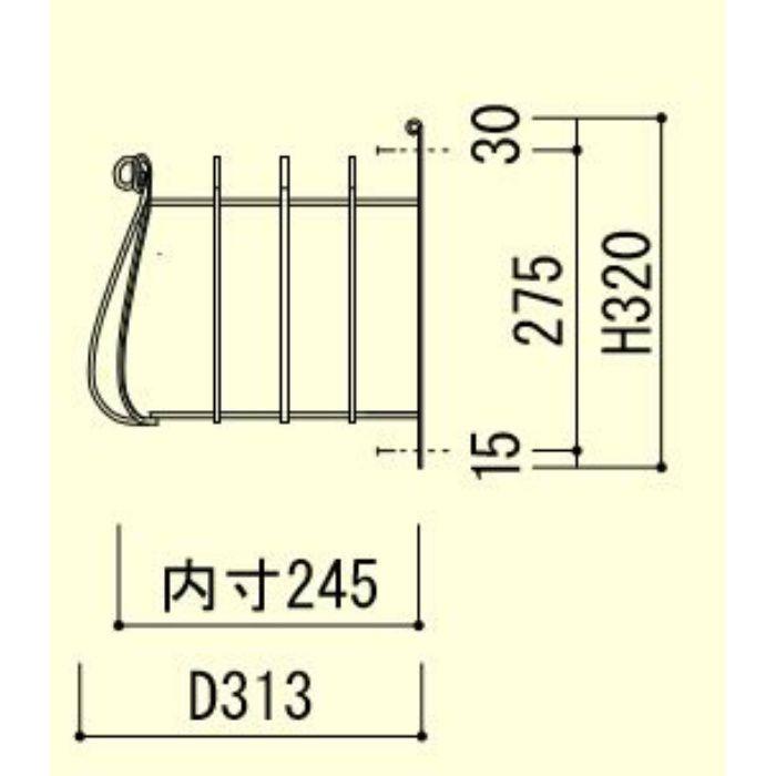 フラワーバルコニー N-1-2032型