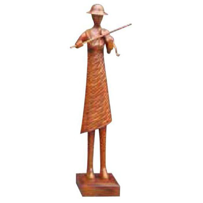 ミュージック人形S バイオリン 【装飾小物】