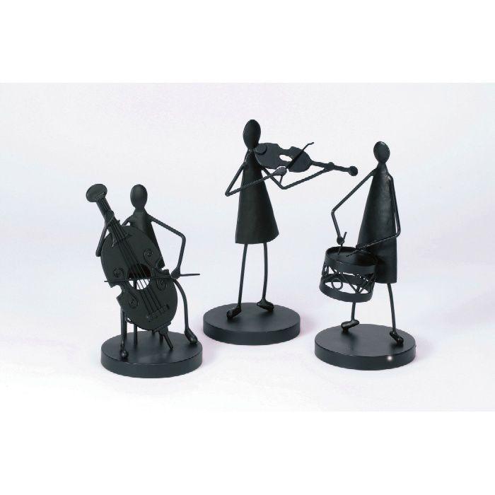 アイアン人形 バイオリン 【装飾小物】