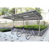 自転車置場サイクルロビー 基準型スチール 間口2850