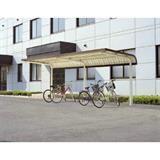 自転車置場サイクルロビー 連結型スチール 間口2850