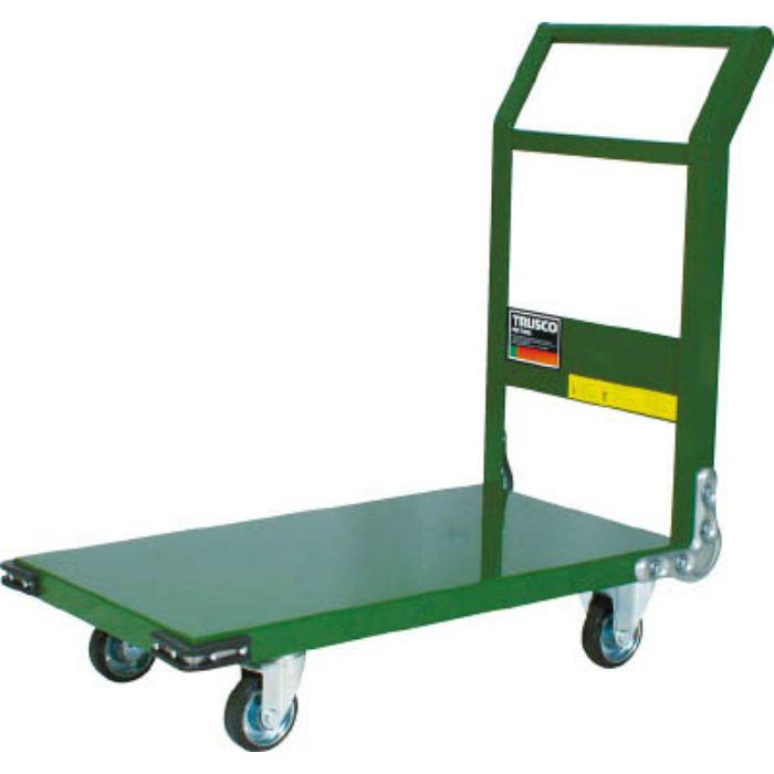 鋼鉄製運搬車 導電性 1200X600 GN 4647874