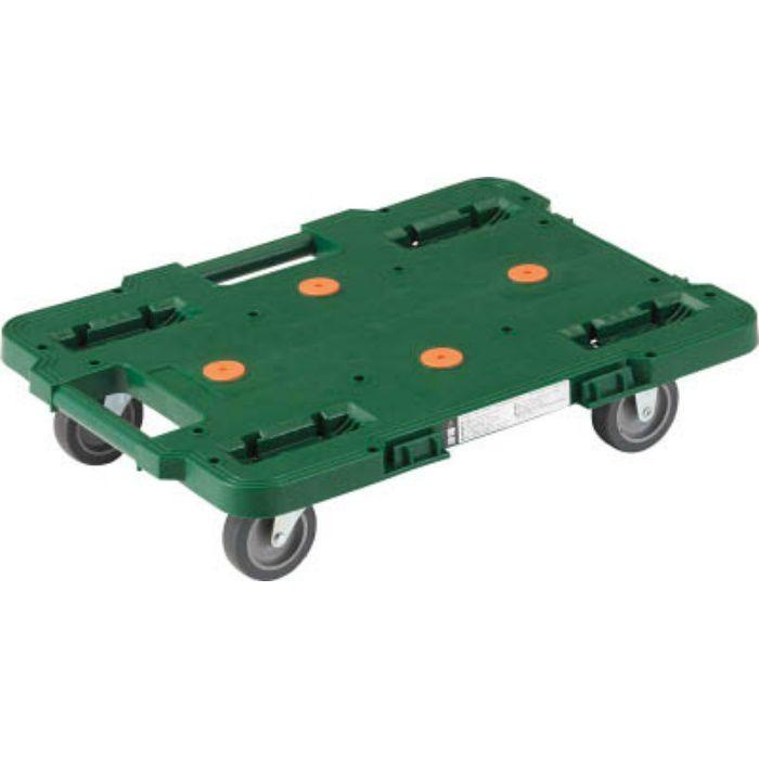 ルートバン 370X500 緑 4144121