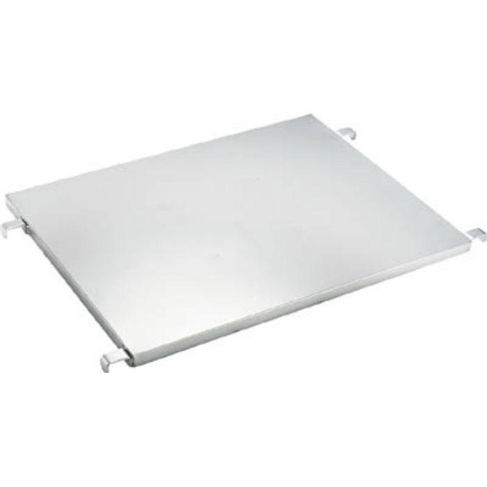 ステンレスハイテナー用中間棚板 1100X800 5219922