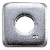 テーパーワッシャー ユニクロム サイズM10(3/8) 19個入 B550010 1609122