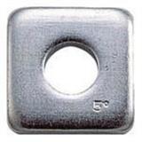 テーパーワッシャー ユニクロム サイズM20(3/4) 6個入 B550020 1609165