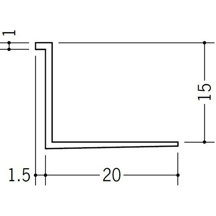 Z-1515 ホワイト 2.5m 34295-2