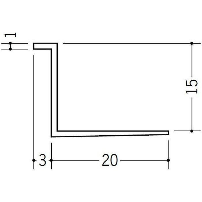 Z-1503 ホワイト 2.5m 34009-2