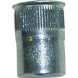 ポップナットローレットタイプスモールフランジ(M4)1000個入 SFH435SFRLT 2952416